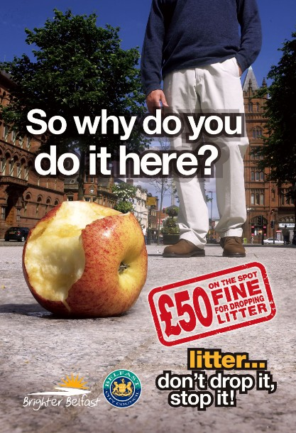 Stop Littering And Start Recycling